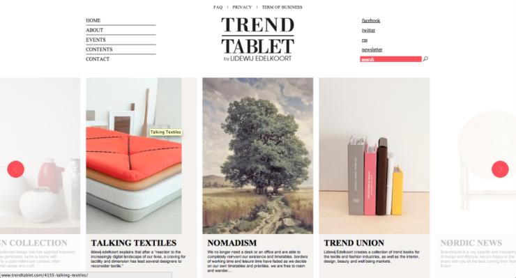 Trend Tablet