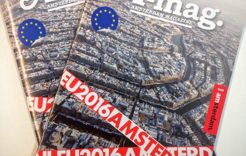 A-Mag Amsterdam Magazine